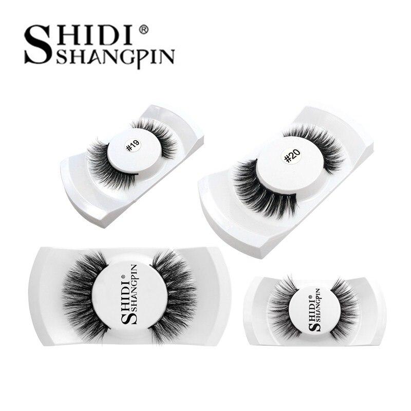 Fashion 30 pairs 3d mink lashes false eyelashes natural long volume mink eyelashes extension makeup maquiagem faux cils eyelash