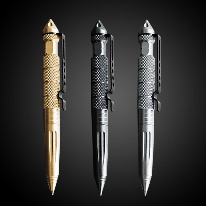Tool Pens Multi functional Pen Tactical Tungsten Steel Rotating Unisex Tool Pen Window Glass Metal Ballpoint Multifunctional|ballpoint pen|metal ballpoint penmetal ballpoint - AliExpress