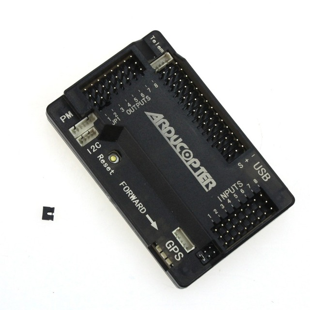 APM2.8 APM 2.8 Multicopter Flight Controller 2.5 2.6 Upgraded Built-in Compass Straight pin F15441