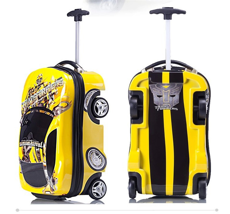Kids Car Suitcase | Luggage And Suitcases