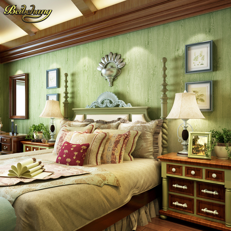beibehang Country wood Wall paper Living Room Bedroom Ceiling Mural Wallpaper For Walls 3D wall papers home decor contact-paper beibehang foil paper gold wallpaper material suspended ceiling wallpaper for walls 3 d bar ktv backdrop wall papers home decor