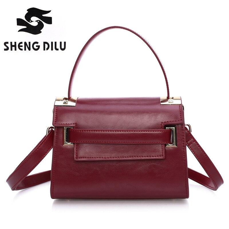 ФОТО 2017 Hot New Fashion women's small handbag Brand Luxury Ladies bags genuine leather fashion popular handbags Mini lady bag 1837