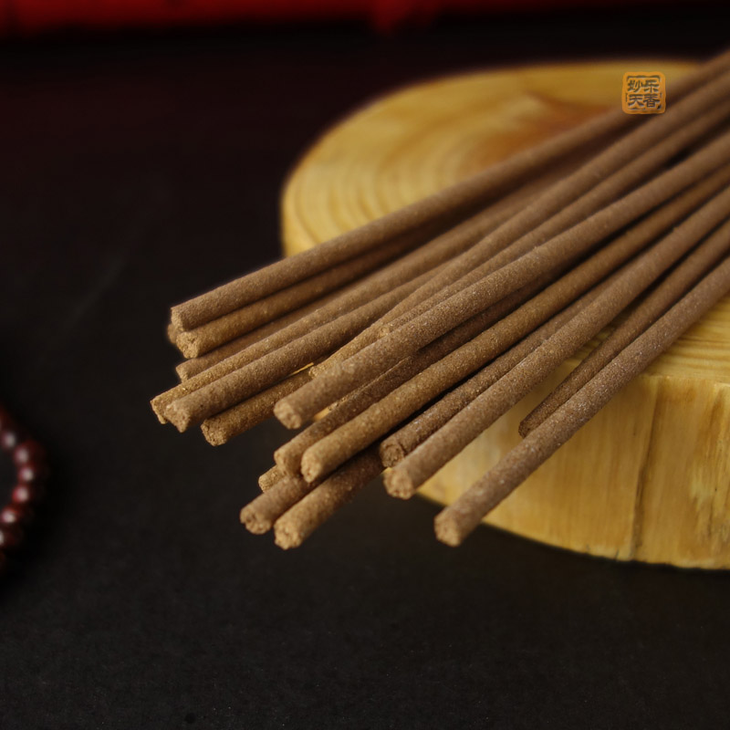 Tibetan sandalwood Incense sticks,Contains 72 kinds of natural spices, from Tibet's unique aroma Yoga Meditation