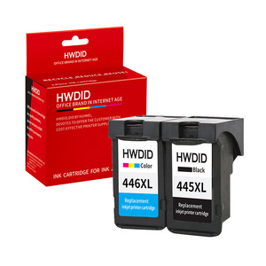 Image 5 - HWDID pg445 cl446 ink cartridge replacement for Canon pg 445 cl 446 PG 445 for Canon PIXMA MX494 MG 2440 2540 2940 MX494 IP2840