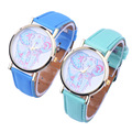 New Arrive Cute Lovely Elephant Pattern Quartz Wristwatches Quartz Watch Children Kids Wrist Watches Best Gifts for Baby Kids