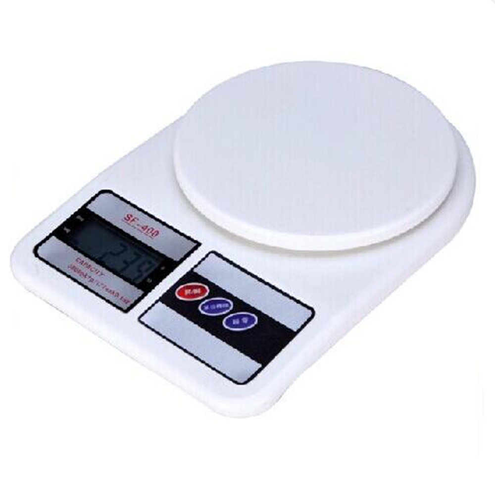 Nouveau 2014 5 kg ménage échelle mini balances électroniques 0.1g bijoux plate forme échelle médecine chinoise alimentaire échelle 1g dans Salle de bains Échelles de Maison & Jardin