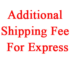 Additional shipping fee on Your Order