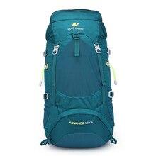 NEVO RHINO mochila impermeable de 50L para hombre, mochila de viaje Unisex, para senderismo, Montañismo al aire libre, escalada, Camping