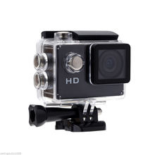 Waterproof 30 Meters Go Pro Style Sport Action Mini Camera 2 Inch LCD Screen HD 720P Motion Detection Camcorder Recorder