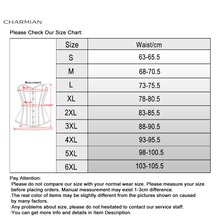 Charmian Women's Sexy Steampunk Gothic Corset / Faux Leather / Foral Lace
