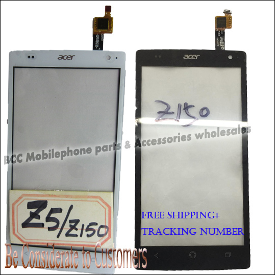 In Stock Original for Acer Liquid Z5 Duo Z150 Dual SIM Touch Screen Digitizer Touch Panel