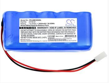 Cameron Sino 3000mAh battery for  AEMC 8500 DTR-8500 2118.57 Equipment, Survey Battery
