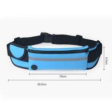 Outdoor Running Waist Bag Waterproof Mobile Phone Holder