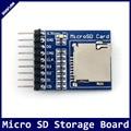 Micro SD Storage Board Memory Micro SD Module Development Board Supports SDIO SPI Interfaces