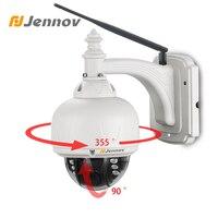 Jennov 1080P PTZ IP Camera Wifi CCTV Camera Outdoor 4X Zoom Onvif CamHi 2.8 12mm Baby Monitor IP Cam Wi Fi Security Camera