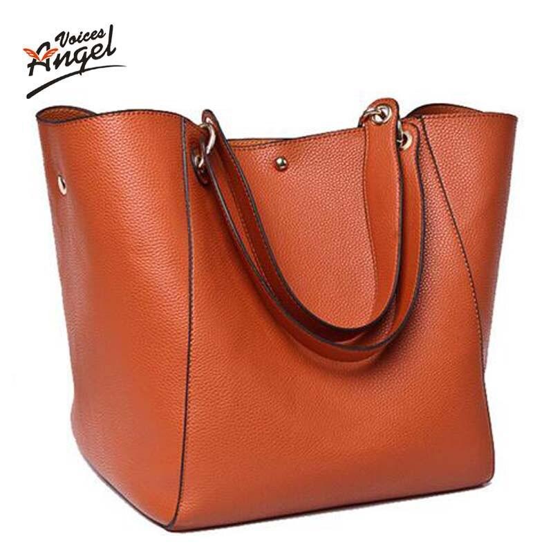 Bolsas de mensajero de las mujeres mujeres de los bolsos de cuero de lujo diseña
