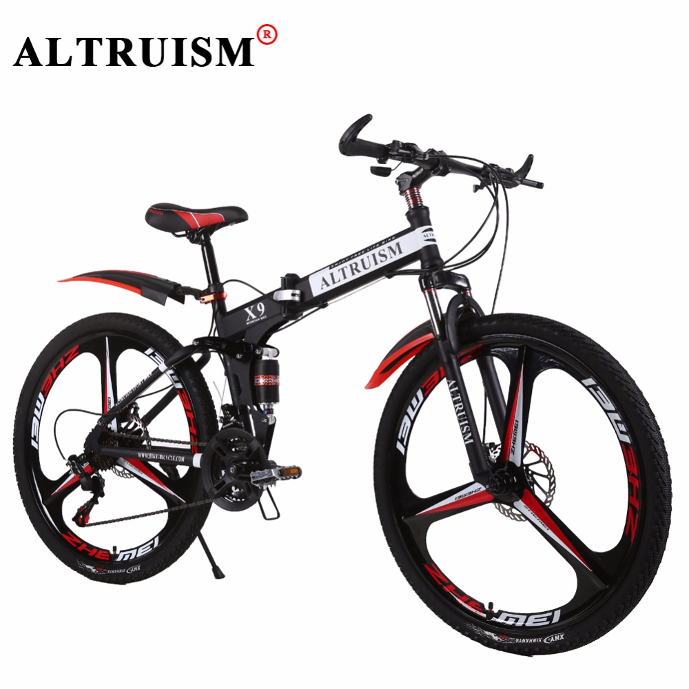 Altruism X9 Pro 26 Inch 24 Speed Bicycle Bisiklet Folding