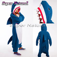 Hksng Dewasa Hiu Onesies Kigurumi Piyama Pokemon Piyama Jumpsuit Homewear Pesta Halloween Bear Stitch Kostum Cosplay(China)