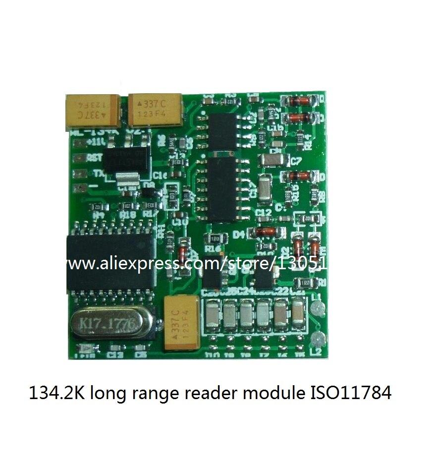 ФОТО 134.2K long range Rfid module  ISO11784 EM4305,HITAG256,EM1001 Card reader