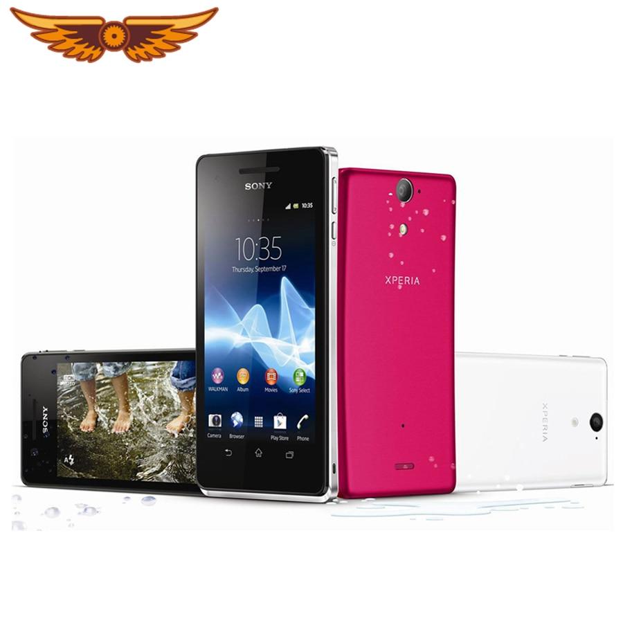 Aliexpress.com : Buy Original Unlocked Sony Xperia V LT25i ...