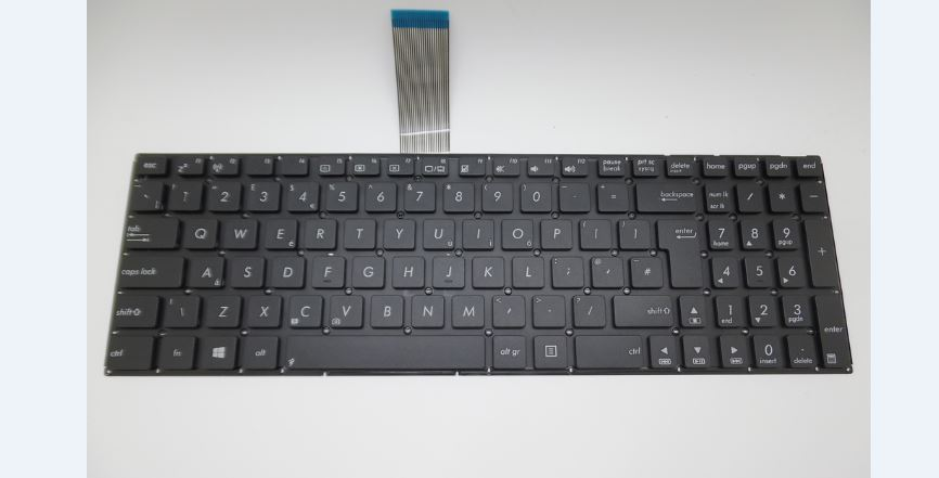 Keyboard CZECH/UK Laptop for ASUS X550/K550/K550d/Cz United-kingdom/Mp-11n66dn-5281w/0kn0-pe1nd12/..