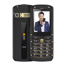 Original AGM M2 Phone IP68 Waterproof Child FM 2.4 inch Dual SIM Card Bluetooth supports GSM 240*320 old Man Business Phone