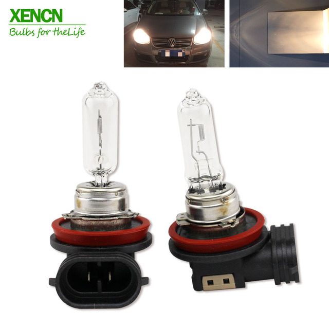 Xencn H9 12v 70w 3200k Clear Series Off Road Brighter Car Headlight