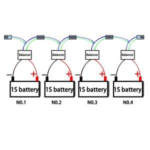 Image 5 - QNBBM ECUALIZADOR DE batería de plomo y ácido, balanceador BMS Pevent de corrosión y sulfuracion, 12V