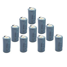 10pcs/lot SC battery rechargeable NI-CD 1.2v 3200mah batteria Free Shipping
