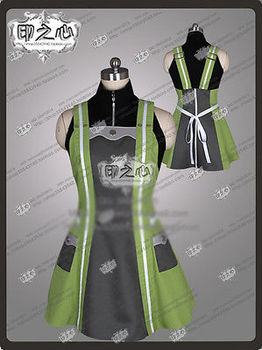Game Anime God Eater 2 Cannon Daiba Kanon Cosplay Costume Halloween Uniform Full Set