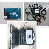 Mb estrela c5 para benz ferramenta de diagnóstico com toughbook cf30 portátil 2020.3 mais recente software hdd para carro e caminhão scanner
