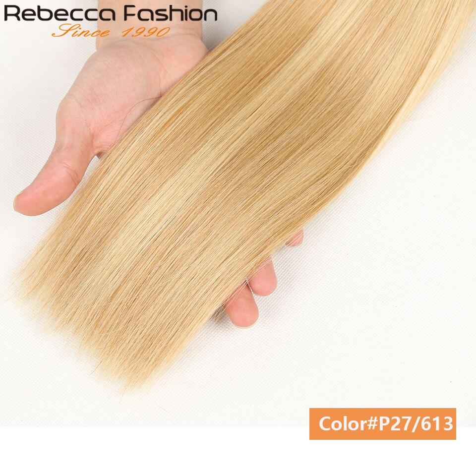 rebecca pre colorido brasileiro feixes de cabelo humano 04