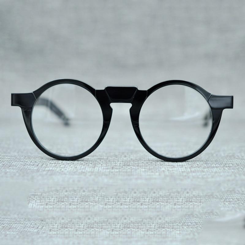 Tianou Acetate Retro Full Rim Optical Eyeglasses Frame For Women and ...
