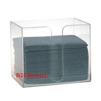 Dental Clinic Dispenser Holder Case For Disposable Bib Towel Tissue Paper