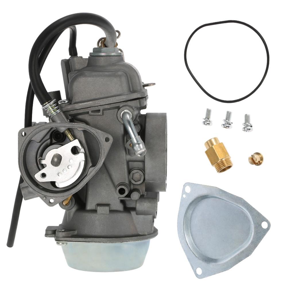 Carburetor ATVs Carb Replacement Kits Fit for Polaris Sportsman 500 4X4 HO 2001-2005 2010 2011 2012 38mm cylinder barrel piston kit