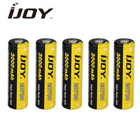 Original IJOY 20700 3000mAh High Drain Rechargeable Battery 40A 20700 Battery Long Life High Energy Density