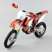 1 12 סולם Automaxx מיני KTM 350 EXC F AMV DHL אופנוע Diecast דגם מוטוקרוס אנדורו מנוע אופני עפר צעצועי רכב מכונית ילד של