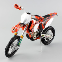 1 12 scale Automaxx mini KTM 350 EXC F AMV DHL Motorcycle Diecast Model Motocross enduro motor dirt bike toys vehicle car kid's