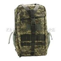 Mochila táctica del Ejército de los EE. UU.  mochila táctica del ejército militar  mochila de viaje deportiva  mochila de Camping  senderismo  bolsa de camuflaje