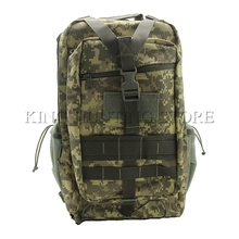 US Army ACU Outdoor Gear Military Army Tactical Backpack Trekking Sport Travel Rucksacks Camping Hiking Trekking Camouflage Bag