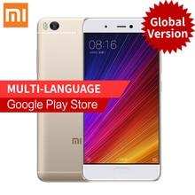 "D'origine xiaomi mi 5S mi5s smartphone 3 gb ram 64 gb rom 5.15 ""Snapdragon 821 4 K Vidéo Mobile Téléphones D'empreintes Digitales ID MIUI 8"
