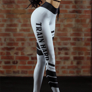 Train Hard Fitness Leggings 10