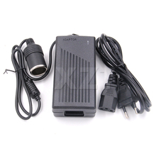 Newest Arrival 12V 5A Car cigarette lighter Power AC Converter / adapter for Air pump /Vacuum cleaner DC 12V 5A Power supply