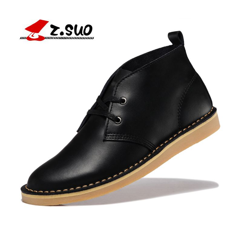 Z. Suo men 's shoes, age season second skin Men's shoes, male, pure color Walking Shoes casuales z suo men s shoes leather buckles casual men s shoes fashion high pure color for flat shoes with man zs1609