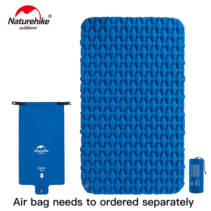 finest selection 06678 a76e6 Naturehike Camping Mat For 2 Person NH19Z055-P Inflatable Mattress