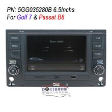 Radio-System Mirrorlink Bluetooth Desay Golf MIB Passat 5GG035280B Support English