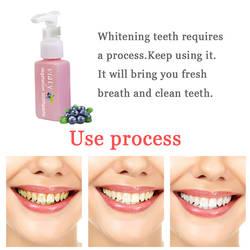 Новое средство для удаления пятен отбеливающая зубная паста против кровотечения десны пресс тип Освежающая зубная паста