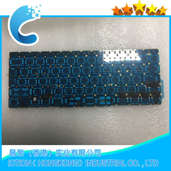 Original New A1708 Keyboard French for Apple Macbook 13.3