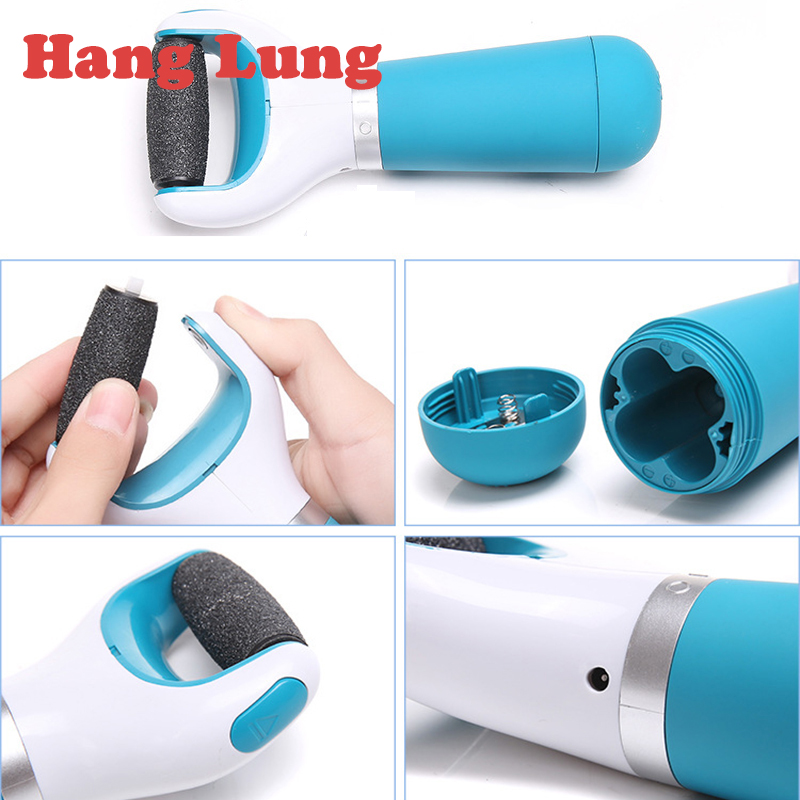 Electric Foot file Care Tools plantar fasciitis Dead Cuticle Skin Remover Pedicure Tools Removal Foot Grinding Foots File Skin
