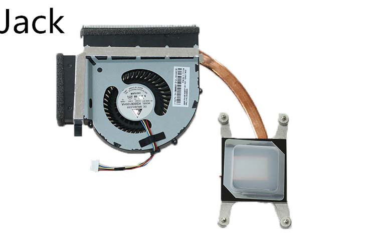 The new Thinkpad laptop Radiator cooling fan CPU integration T530 FRU 04W6905 Cooler Radiator Heatsink 1pc new laptop cpu cooler heatsink cooler radiator laptop water cooling fan for pc notebook computer cooling aluminum r360 black